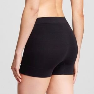 Assets By Spanx Shorts - Smoothers Seamless Shaping Girl Shorts